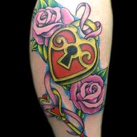 Roses / locket
